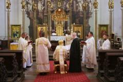 Kněžské svěcení v katedrále sv. Klimenta v Praze - 31.5.2018