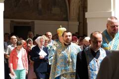 Pouť řeckokatolíků na Svatou Horu