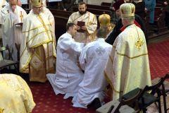 Slavnostní děkovná sv. liturgie u příležitosti narozenin o. biskupa Ladislava Hučka 10. února 2018