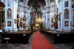 Svěcení diakonátu v katedrále sv. Klimenta v Praze 3. února 2018