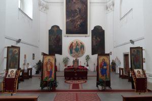Svaté liturgie se ruší do odvolání