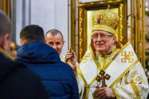 17. výročí biskupského jmenování apoštolského exarchy Ladislava Hučka