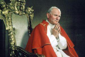 Před 100 lety se narodil Jan Pavel II.